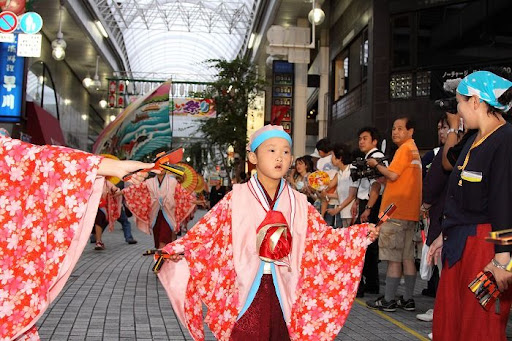 本祭2日目 帯屋町筋演舞場  118     D-16127