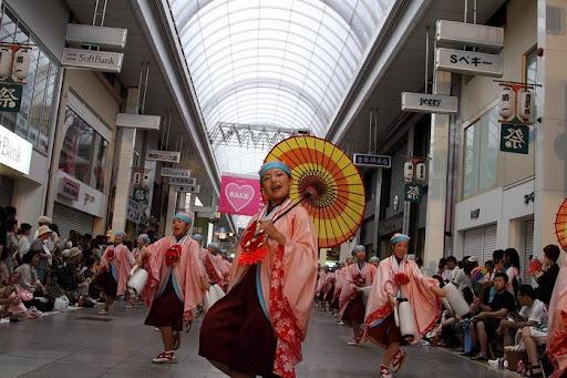 本祭2日目 帯屋町筋演舞場  49     D-16015