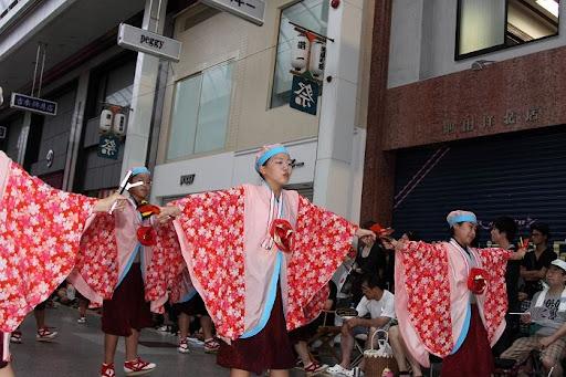 本祭2日目 帯屋町筋演舞場  53     D-16025