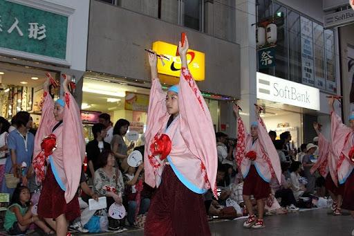 本祭2日目 帯屋町筋演舞場  58     D-16034