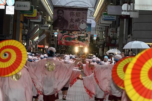 本祭2日目 帯屋町筋演舞場  83     D-15392