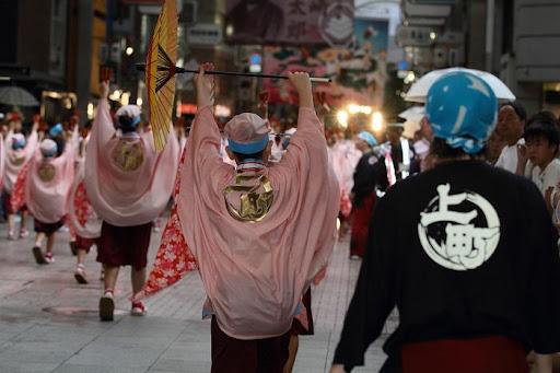 本祭2日目 帯屋町筋演舞場  84     D-15394