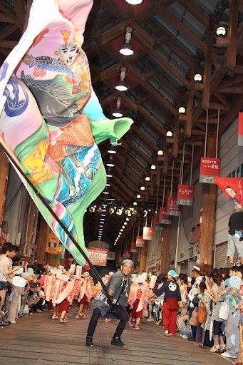 本祭2日目 はりまや橋演舞場  13     D-16206