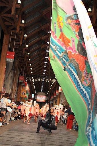 本祭2日目 はりまや橋演舞場  15     D-16209