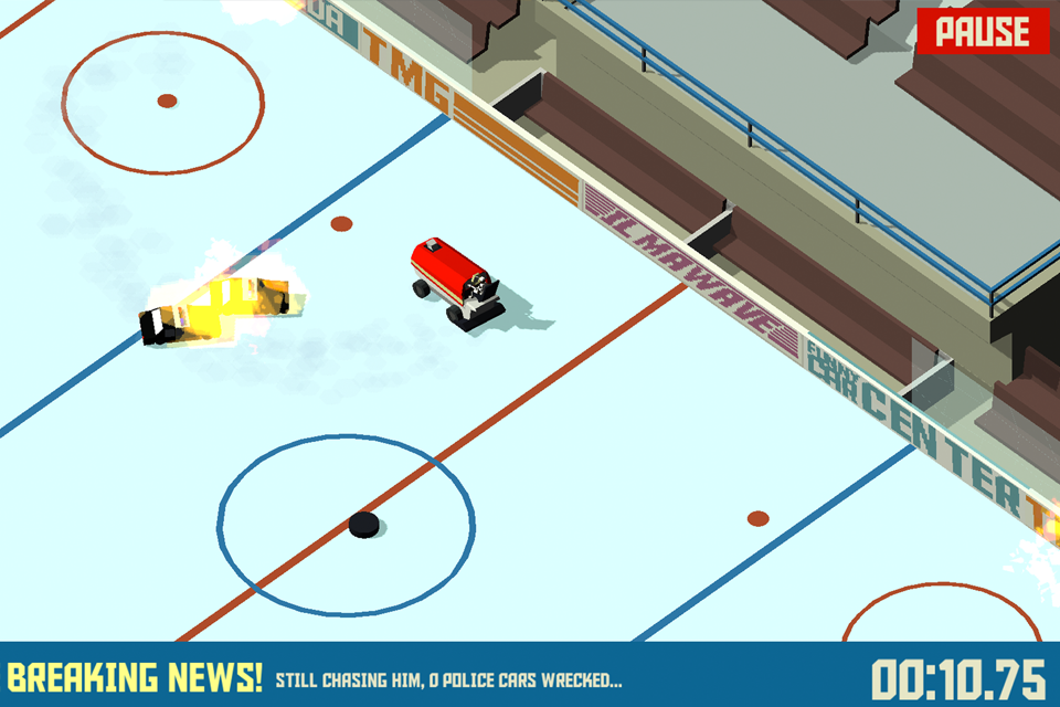 Pako - Car Chase Simulator screenshot #5