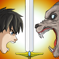 몬스터사냥꾼 키우기 : 노가다 클리커 RPG