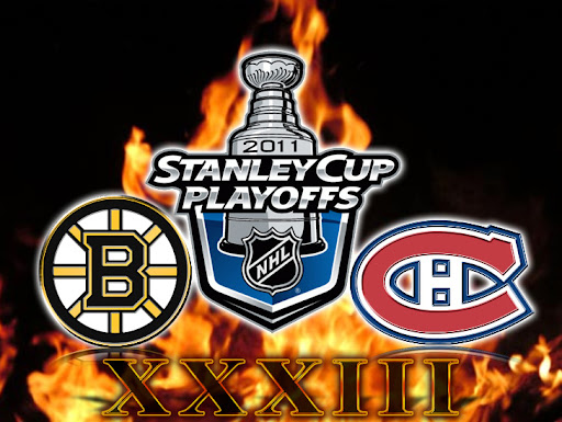 bruins habs playoff series logo