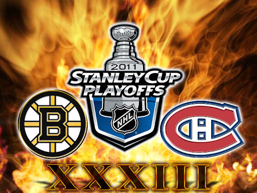 Boston Bruins Montreal Canadiens Game 6