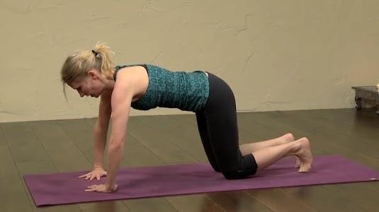 Weight loss Yoga for Beginners screenshot 0