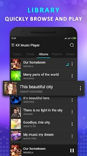 KX Music Player App Download For Android 1