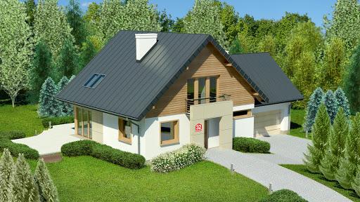 projekt Dom przy Cyprysowej 32