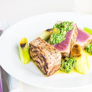 Sauce For Seared Tuna Steak Recipes.
