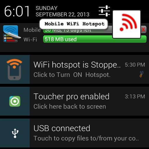 Mobile WiFi Hotspot Guide