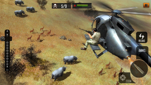 Deer Hunting 2020: Wild Animal Sniper Hunting Game android2mod screenshots 14