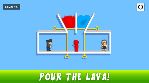 Pin pull puzzle games u2013 Save the girl games 2020 1.4 screenshots 8