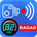 Speed Camera Detector - Live Speed Tracking App icon