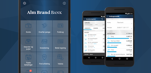 Alm. Brand Mobilbank - Apps on Google Play