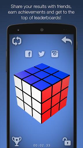 Magic Cube Puzzle 3D 1.13.1 screenshots 5