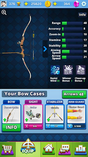 Archery Battle - screenshot