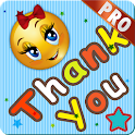 Thank You messages Status PRO icon