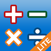 AB Math lite - games for kids : times tables