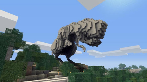 World of Dino Ideas - MCPE
