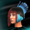 Digital Hair Simulator icon