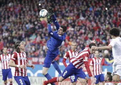 Thibaut Courtois devrait vivre des retrouvailles en mode mineur avec l'Atlético Madrid