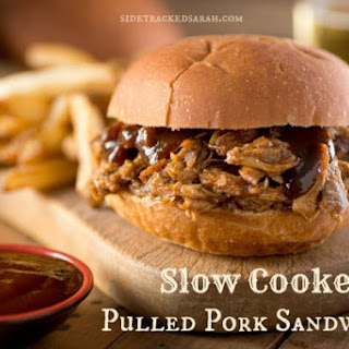 Pulled Pork Crockpot Recipe
