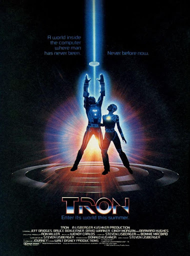 ... with The Little Mermaid and well before it discovered tweeners in the early-2000u0027s Disneyu0027s main bread and butter was live-action tent pole movies. & Diversion 2.0: Blu-Balled: Itu0027s in the Game -- Tron (1982)