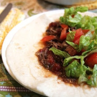 How To Make Mexican Braised Beef in a Slow Cooker.