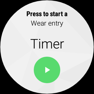 Toggl Time Tracker, Timesheet- screenshot