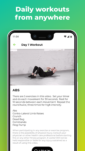 It Works! Live Fit 1.0.4 screenshots 1