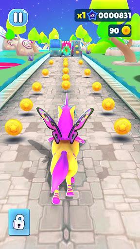 Magical Pony Run - Unicorn Runner 1.5 screenshots 5