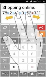 IdeaCalc scientific calculator v3.3.0