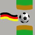Flappy Alemanha Futebol icon