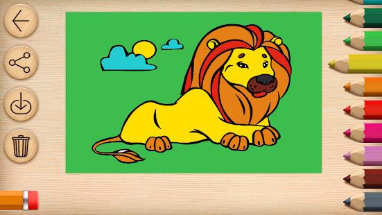 Boyama Kitabı Hayvanlar 14 Hileli Apk Indir Mod Download