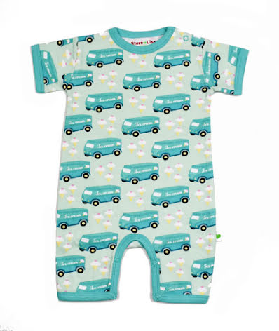 Sture & Lisa Jumpsuit Ice Cream Truck