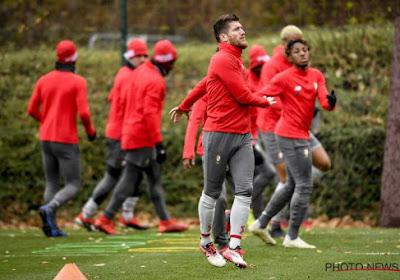 Pocognoli zit na maandenlang blessureleed in de kern voor Gent - Standard