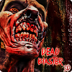 Dead Blaster 3D: Open World Horror Missions Icon