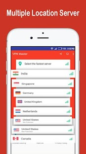 VPN Master – Unlimited·Free·VPN·proxy(Turbo VPN) Screenshot