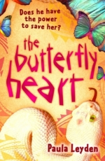 The Butterfly Heart by Paula Leydon