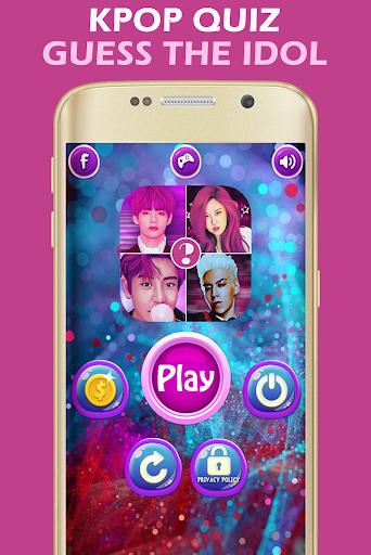 Kpop Quiz Guess The Idol 1.1 screenshots 2