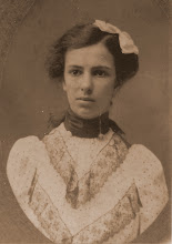 Photo: Lillian Maude Thomas daughter of James Holman & Sarah Newman Thomas