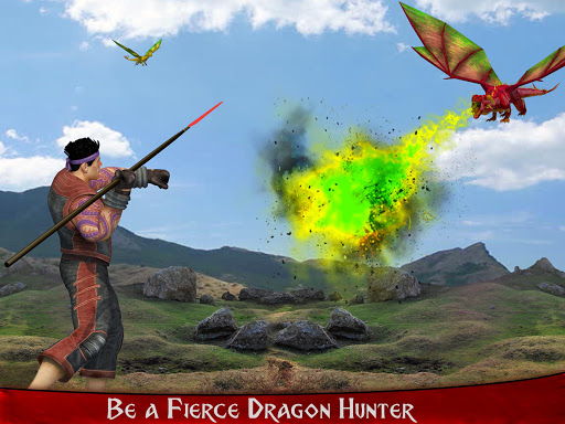 Dragon Hunting Attack 2019: World Survival Battle - screenshot