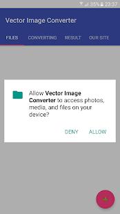 Free Vector Converter - náhled