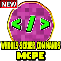 Whorls Server Commands for Minecraft PE icon