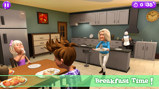 Super Granny Happy Family  screenshots 6