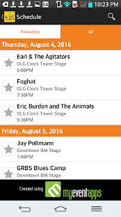 TD Kitchener Blues Festival- screenshot thumbnail