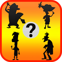 Guess Phineas And Ferb Characters Game Quiz